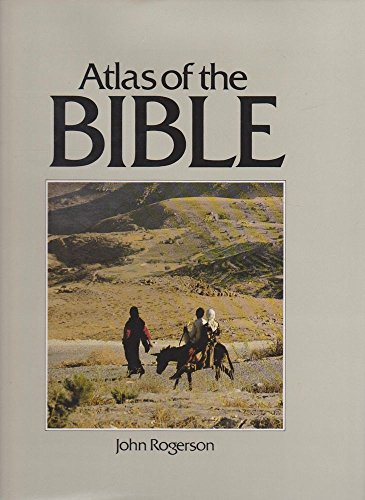 9780714826325: Atlas of the Bible