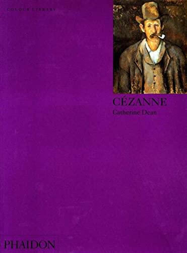9780714826820: Cézanne: Colour Library (Phaidon Colour Library)