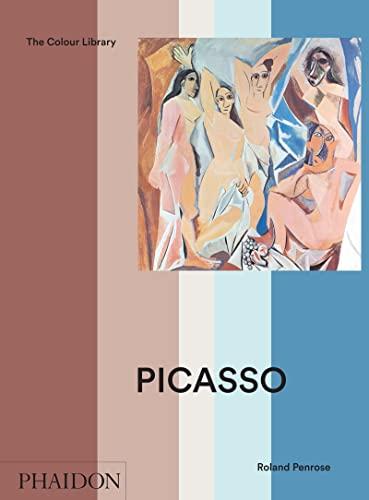 9780714827087: Picasso: Colour Library (Phaidon Colour Library)