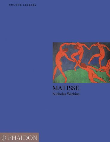 9780714827094: Matisse: Colour Library (Phaidon Colour Library)