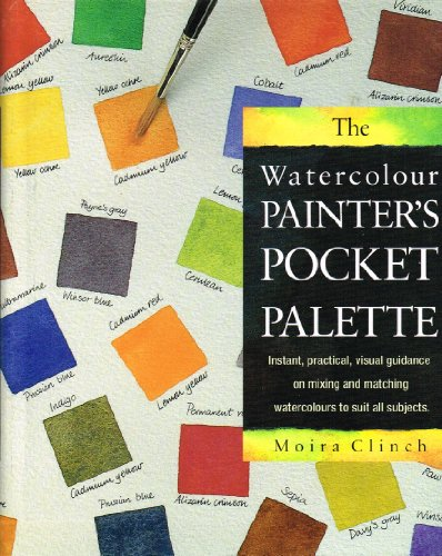 9780714827100: The Watercolour Painter's Pocket Palette (Autres Phaidon)