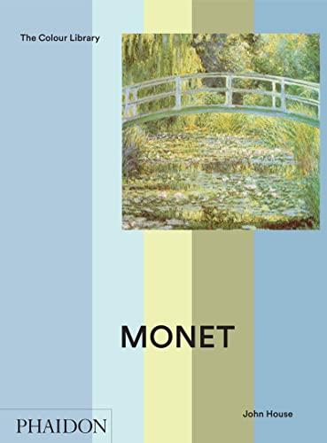 9780714827230: Monet: Colour Library (Phaidon Colour Library)