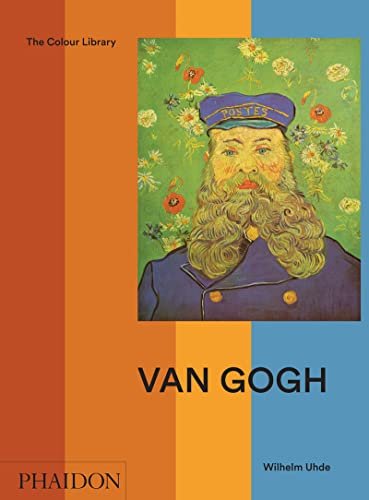 9780714827247: Van Gogh: Colour Library (Phaidon Colour Library)
