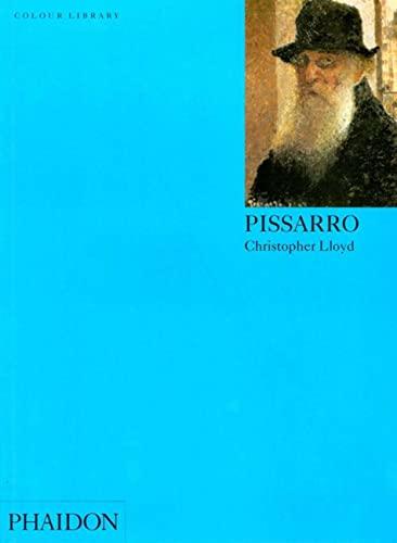 9780714827292: Pissarro: Colour Library (Phaidon Colour Library)