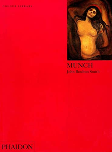 9780714827322: Munch (Phaidon colour library)