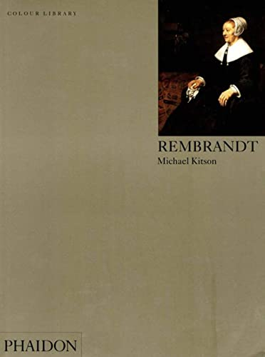 9780714827438: Rembrandt: Colour Library (Phaidon Colour Library)
