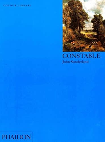 9780714827544: Constable: Colour Library (Phaidon Colour Library)