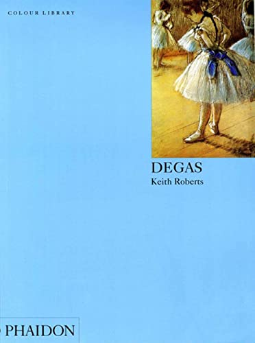 9780714827575: Degas: Colour Library