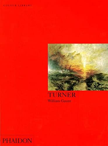 9780714827599: Turner: Colour Library (Phaidon Colour Library)