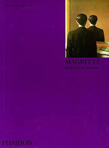 9780714827605: Magritte: Colour Library (Phaidon Colour Library)