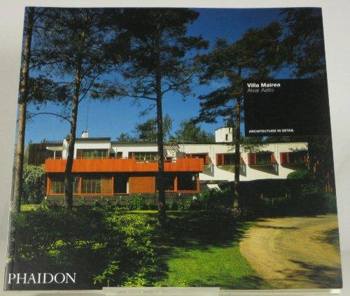9780714827681: Villa Mairea Nodrmarkku 1938-39 Alvar Aalto (Architecture in Detail)