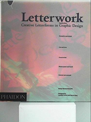 9780714828015: Letterwork: Creative Letterforms in Graphic Design