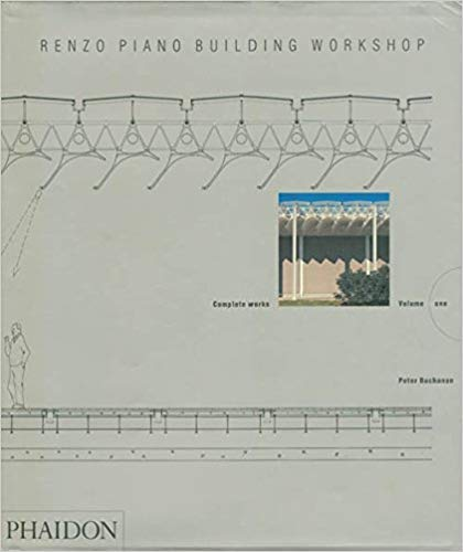 9780714828091: Renzo Piano Building Work Volume 1: Complete Works: v. 1 (Architecture Générale)