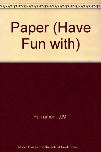9780714828220: Paper (Have Fun with)