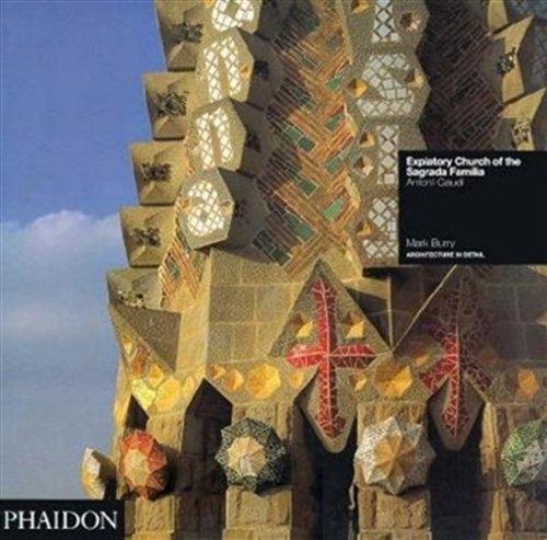 9780714828497: Expiatory Church of the Sagrada Família: Antoni Gaudí (Architecture in Detail)