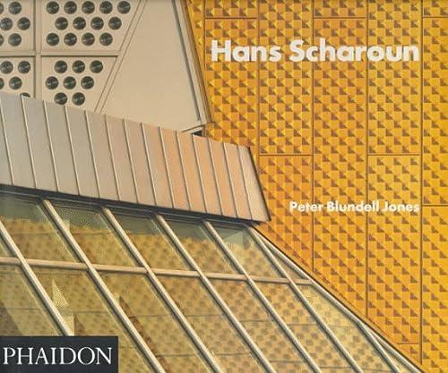 9780714828770: Scharoun Hans (Architecture Générale)