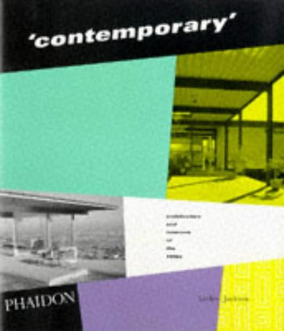 9780714828886: Contemporary. Architecture and Interiors of the 1950s