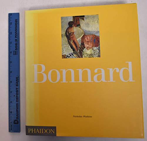9780714828954: Bonnard