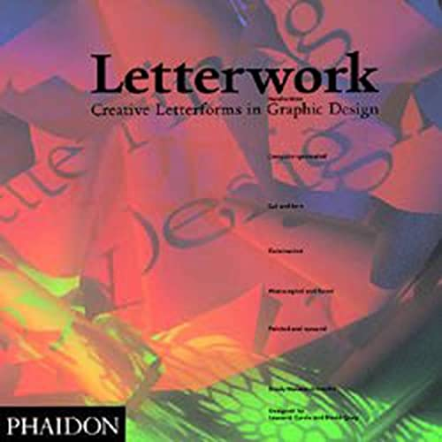 9780714829098: Letterwork: Creative Letterforms in Graphic Design