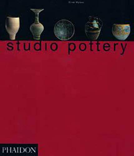 9780714829487: Studio Pottery