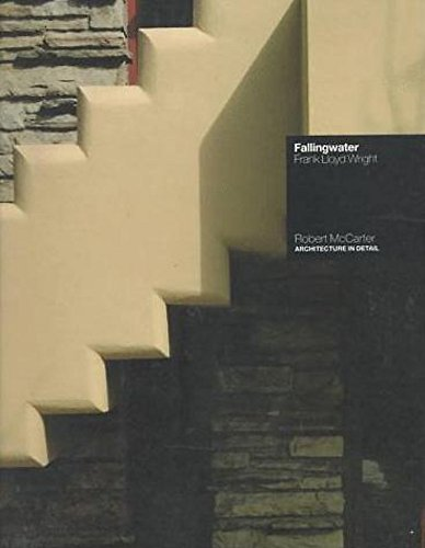 9780714829951: Fallingwater: Frank Lloyd Wright (Architecture in Detail)