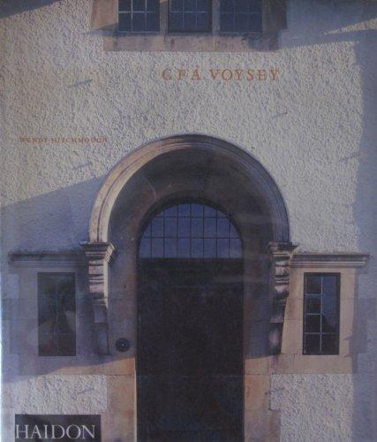 C. F. A. Voysey - WORLD FIRST PRINTING: Hitchmough, Wendy