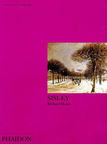 9780714830513: Sisley: Colour Library (Phaidon Colour Library)