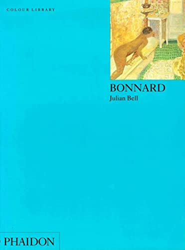 9780714830520: Bonnard (Phaidon colour library)