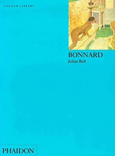 9780714830520: Bonnard: Colour Library (Phaidon Colour Library)