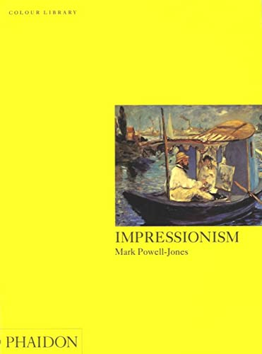 9780714830537: Impressionism: Colour Library (Phaidon Colour Library)