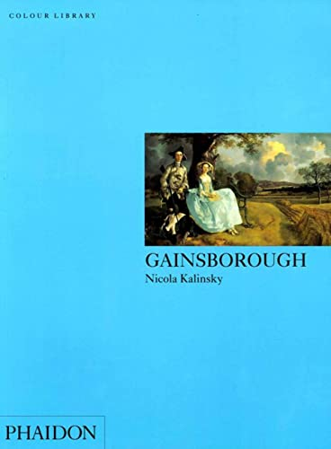 9780714831787: Gainsborough: Colour Library (Phaidon Colour Library)