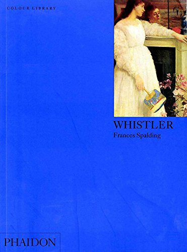 9780714831862: Whistler: Colour Library (Phaidon Colour Library)