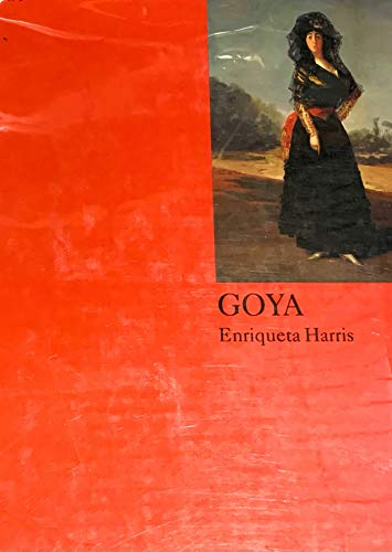 9780714832173: Goya: Color Library (Colour Library)