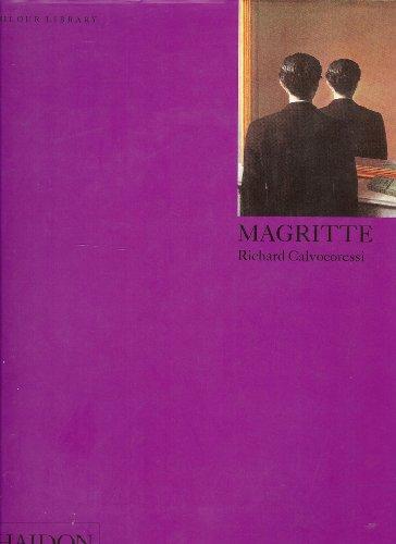 Magritte (Colour Library): Calvocoressi, Richard