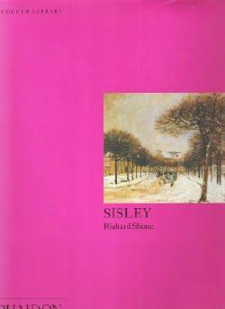 9780714832319: Sisley (Phaidon Colour Library)