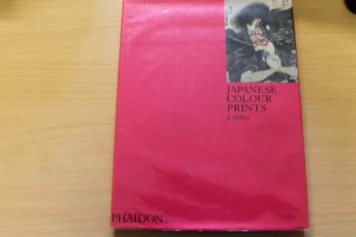 9780714832395: Japanese Colour Prints (Colour Library)