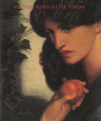 9780714832524: The Pre-Raphaelite Vision (Miniature Editions)