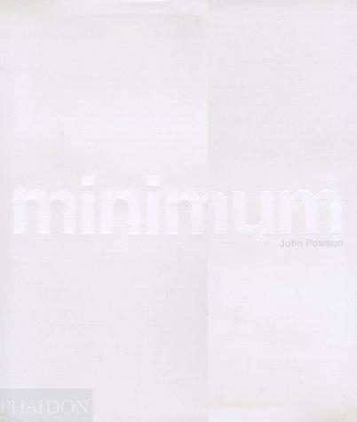 9780714832623: Minimum