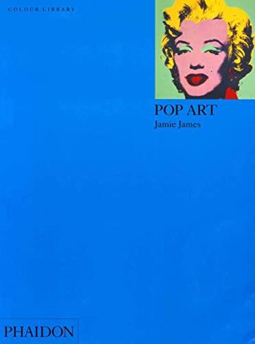 9780714833323: Pop Art: Colour Library (Phaidon Colour Library)
