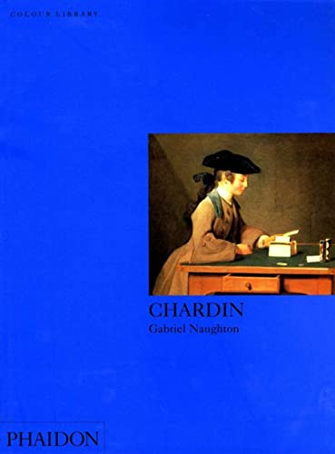 9780714833361: Chardin: Colour Library (Phaidon Colour Library)