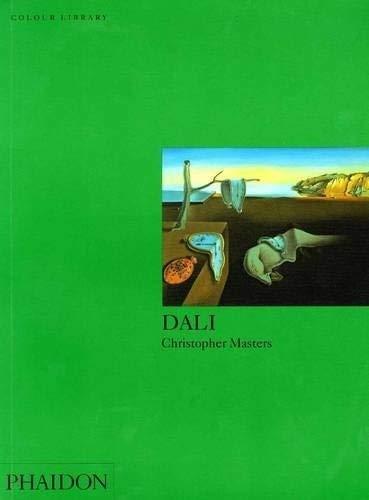 9780714833392: Dali (Phaidon Colour Library)