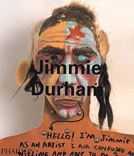 9780714833484: Jimmie Durham (Contemporary Artists (Phaidon))