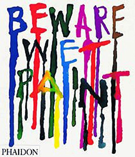 9780714833545: Beware Wet Paint; Designs By Alan Fletcher