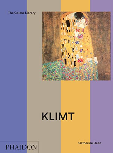 9780714833774: Klimt: Colour Library (Phaidon Colour Library)