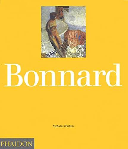 9780714834511: Bonnard