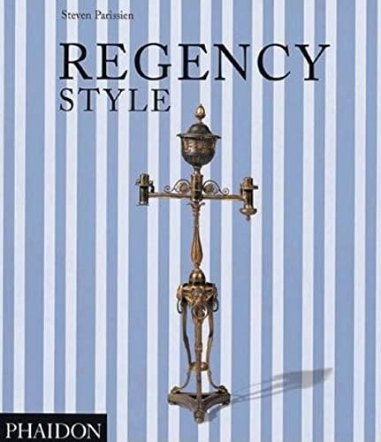 9780714834542: Regency Style