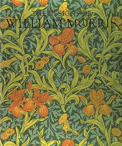 9780714834658: Designs of William Morris (Phaidon Miniature Editions)