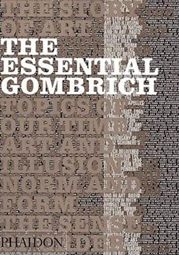 The Essential Gombrich (First Edition, softcover)