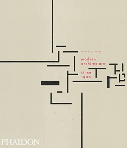 9780714835242: Modern architecture since 1900 (en anglais)