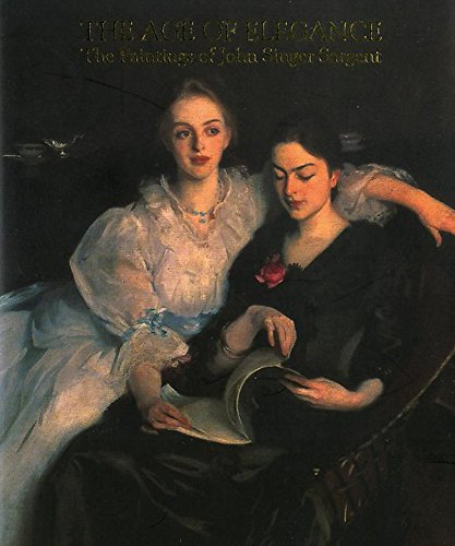 9780714835440: The Age Of Elegance. The Paintings Of John Singer Sargent (Miniature Editions)